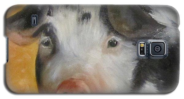 Vindicator Pig Painting Galaxy S5 Case