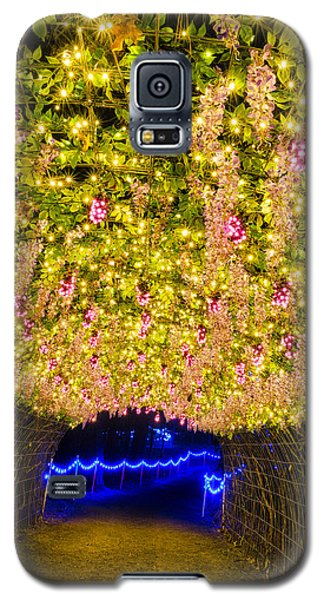 Vine Tunnel Galaxy S5 Case