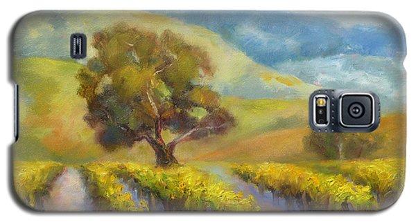 Vineyard Gold Galaxy S5 Case