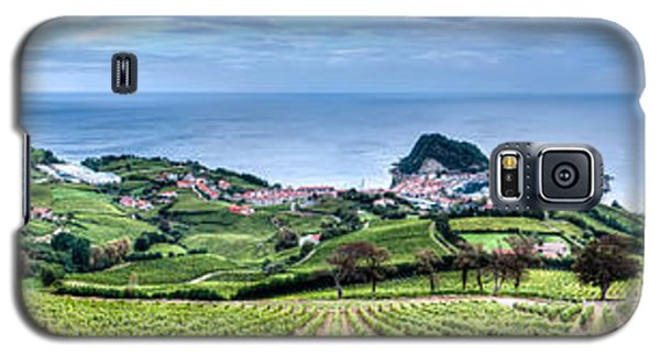 Vineyards By The Sea Galaxy S5 Case