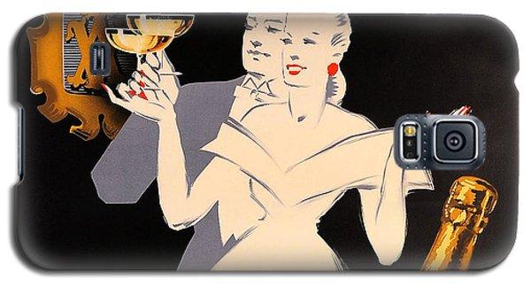 Galaxy S5 Case featuring the photograph Vintage Ad by Allen Beilschmidt