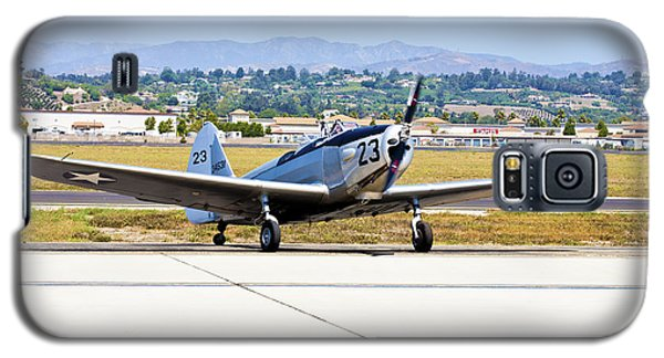 Vintage Aircraft 6 Galaxy S5 Case