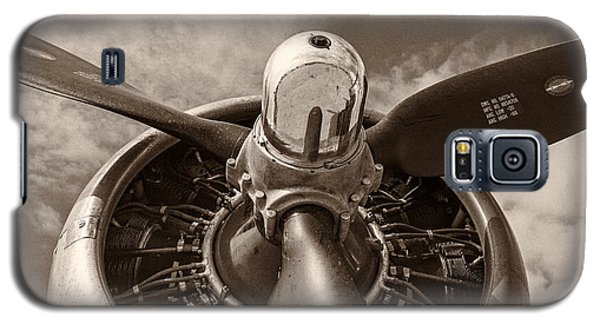Transportation Galaxy S5 Case - Vintage B-17 by Adam Romanowicz