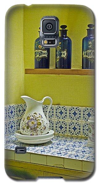 Vintage Bathroom Galaxy S5 Case