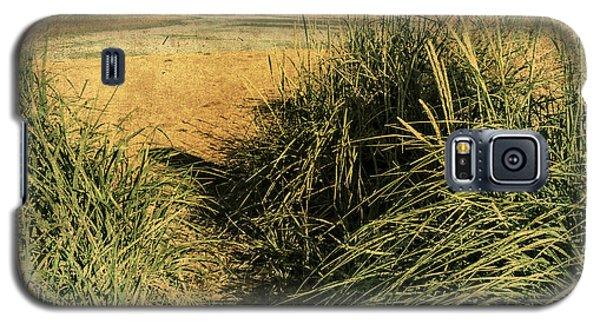 Vintage Beach  Galaxy S5 Case