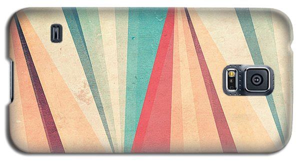 Vintage Beach Galaxy S5 Case