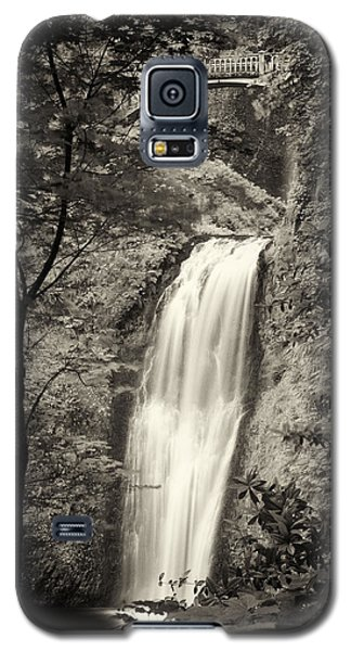 Vintage Benson Footbridge Galaxy S5 Case