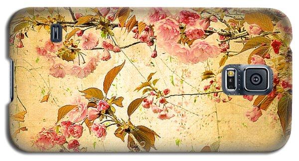 Vintage Blossom Galaxy S5 Case
