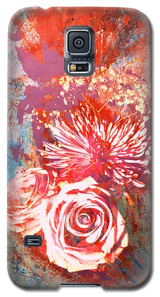 Vintage Bouquet Art Galaxy S5 Case