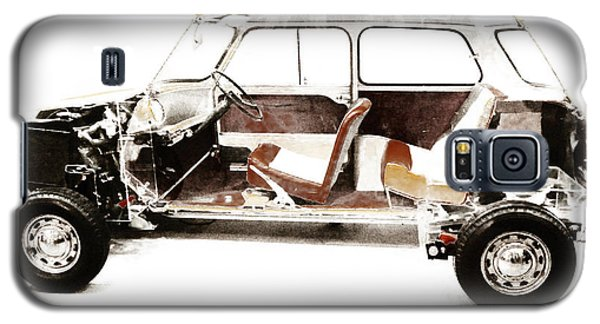 Vintage Car  Galaxy S5 Case by Gina Dsgn