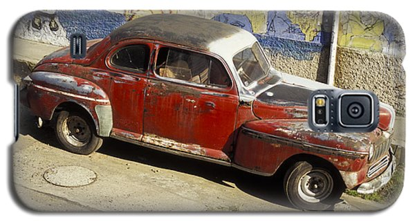 Vintage Car Galaxy S5 Case