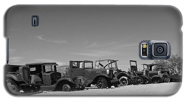 Vintage Cars Galaxy S5 Case
