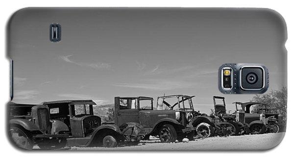 Vintage Cars Galaxy S5 Case