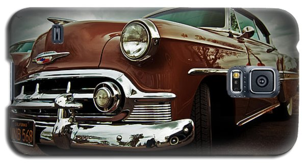 Galaxy S5 Case featuring the photograph Vintage Chrysler by Gianfranco Weiss