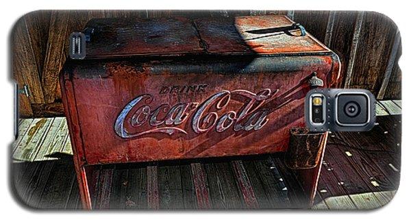 Vintage Coca-cola Galaxy S5 Case