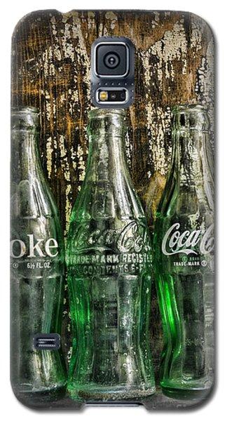 Vintage Coke Bottles Galaxy S5 Case