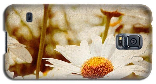 Vintage Daisy Galaxy S5 Case