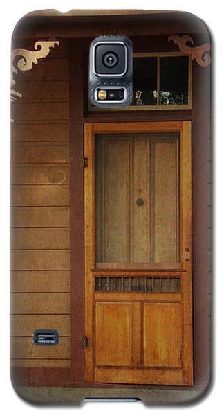Vintage Doorway Galaxy S5 Case by Marilyn Wilson