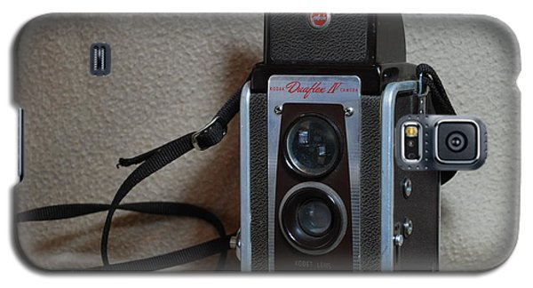 Vintage Duaflex Iv Camera Galaxy S5 Case