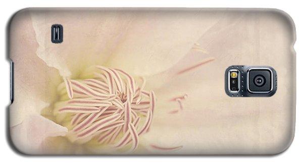 Vintage Flower Art - A Beautiful Place Galaxy S5 Case