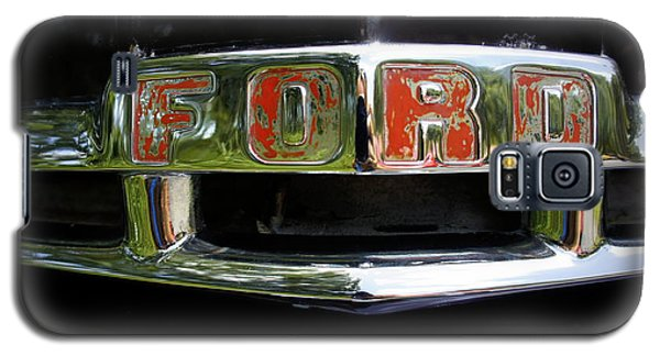 Vintage Ford Galaxy S5 Case