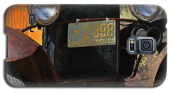 Vintage Ford Truck 1 Galaxy S5 Case by Kae Cheatham