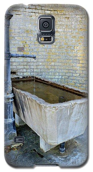 Vintage Fountain Galaxy S5 Case