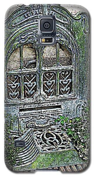 Vintage Garden Grate Galaxy S5 Case