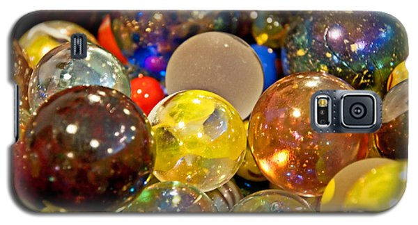 Vintage Glass Marbles Galaxy S5 Case