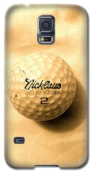 Vintage Golf Ball Galaxy S5 Case