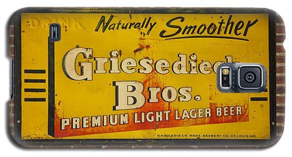 Vintage Griesedieck Bros Beer Dsc07192 Galaxy S5 Case
