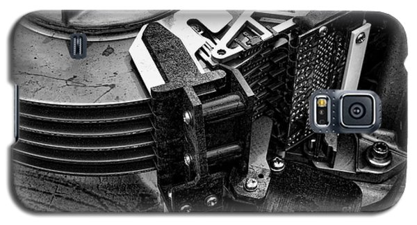 Vintage Hard Drive Galaxy S5 Case