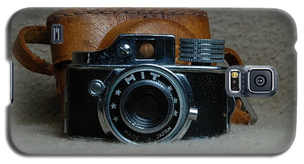 Vintage Hit Camera Galaxy S5 Case