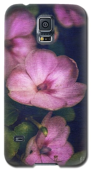 Vintage Impatiens Galaxy S5 Case
