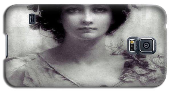 Vintage Lady Galaxy S5 Case