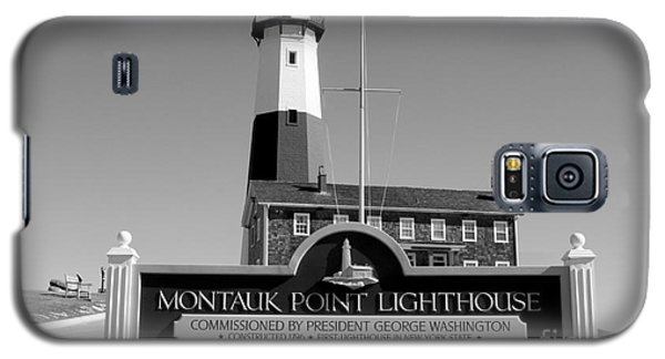 Vintage Looking Montauk Lighthouse Galaxy S5 Case