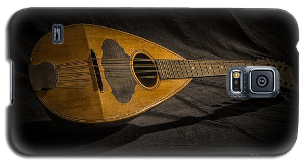 Galaxy S5 Case featuring the photograph Vintage Mandolin by JRP Photography