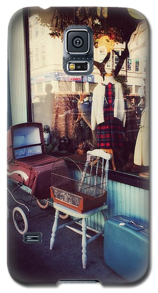 Galaxy S5 Case featuring the photograph Vintage Memories by Melanie Lankford Photography