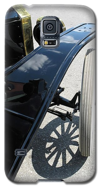 Galaxy S5 Case featuring the photograph Vintage Model T by Ann Horn