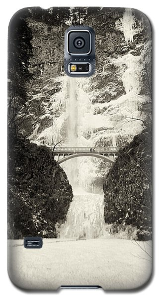 Vintage Multnomah Falls Galaxy S5 Case