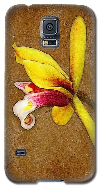 Vintage Orchid Galaxy S5 Case