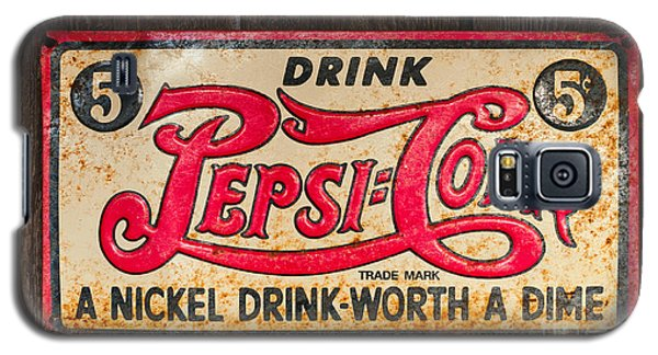 Vintage Pepsi Cola Ad Galaxy S5 Case