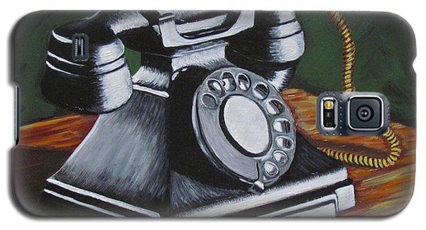 Vintage Phone 2 Galaxy S5 Case