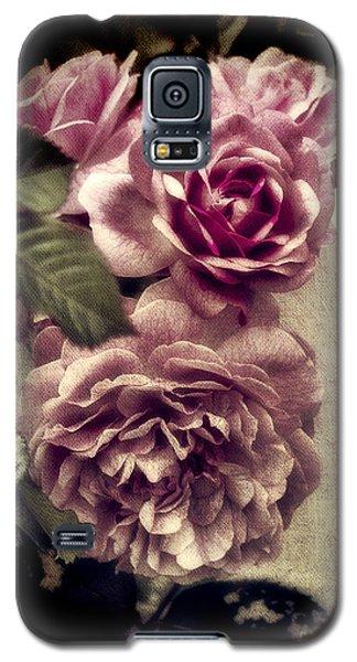 Vintage Pink Sisters Galaxy S5 Case
