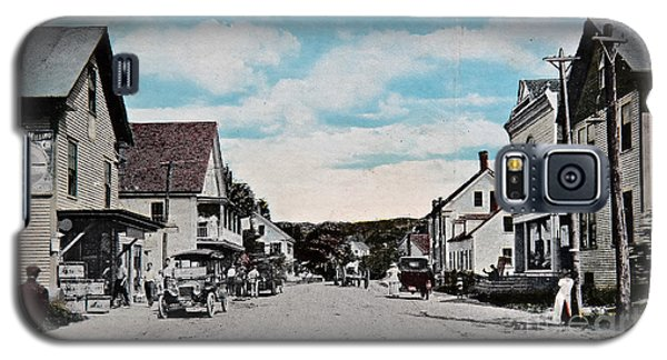 Vintage Postcard Of Wolfeboro New Hampshire Art Prints Galaxy S5 Case