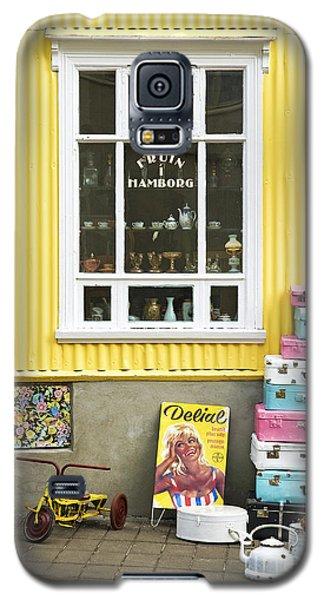 Vintage Shop In Akureyri Iceland Galaxy S5 Case