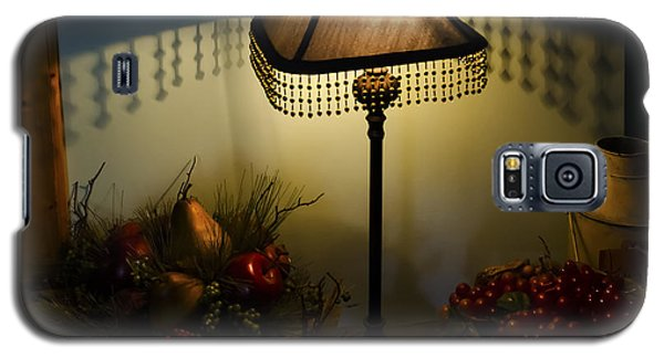 Vintage Still Life And Lamp Galaxy S5 Case