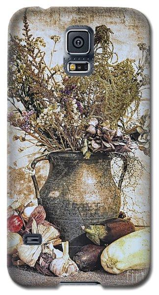 Vintage Still Life Galaxy S5 Case
