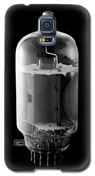 Vintage Vacuum Tube Galaxy S5 Case by Jim Hughes