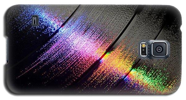 Vintage Vinyl Galaxy S5 Case